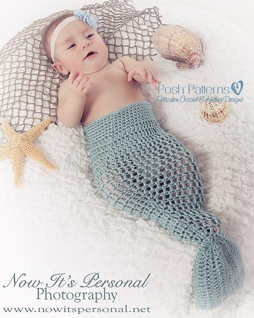Mermaid tail costume pattern