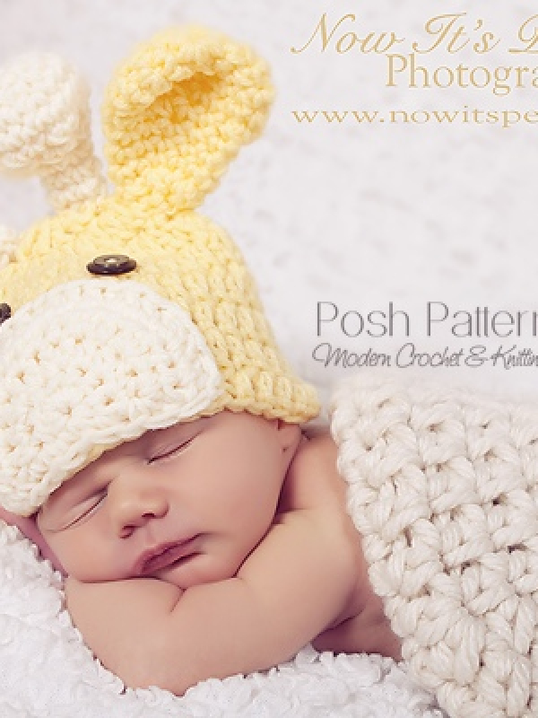 crochet pattern giraffe hat