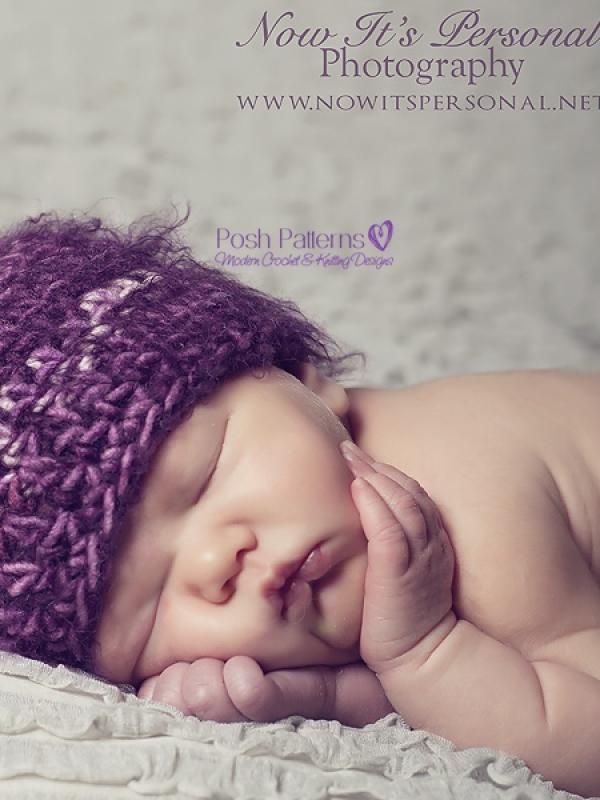 bulky yarn crochet hat pattern