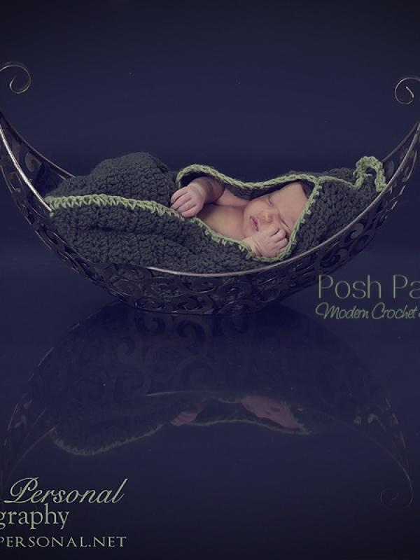 baby pea pod cocoon crochet pattern