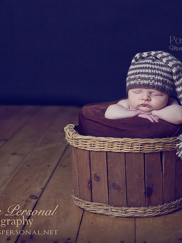 knit baby hat pattern