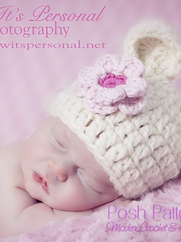 Free Crochet Patterns Teddy Bear Hat : Bear Hat Crochet Pattern Teddy Bear Hat