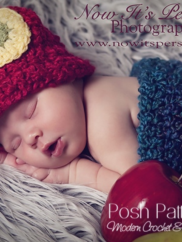 hungry caterpillar hat and cocoon pattern