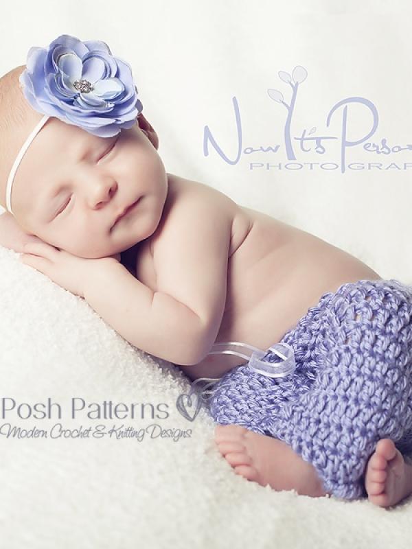 easy crochet pattern baby pants