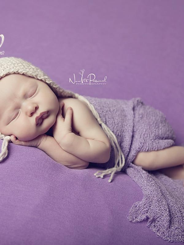baby bonnet pixie hat knitting pattern