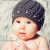 elegant crochet pattern girl hat