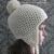easy earflap hat crochet pattern