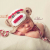 sock monkey earflap hat pattern