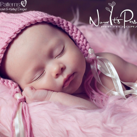 easy knitting pattern baby pixie hat