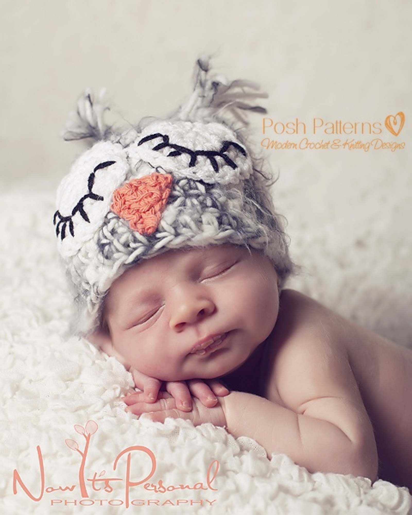Crochet owl hat pattern baby owl hat bankloansurffo Image collections