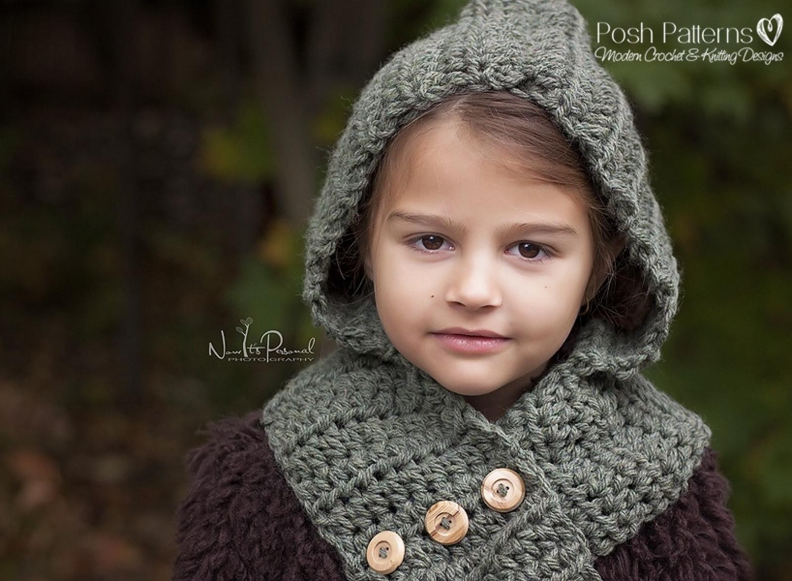 Hooded scarf crochet pattern hooded cowl pattern bankloansurffo Images