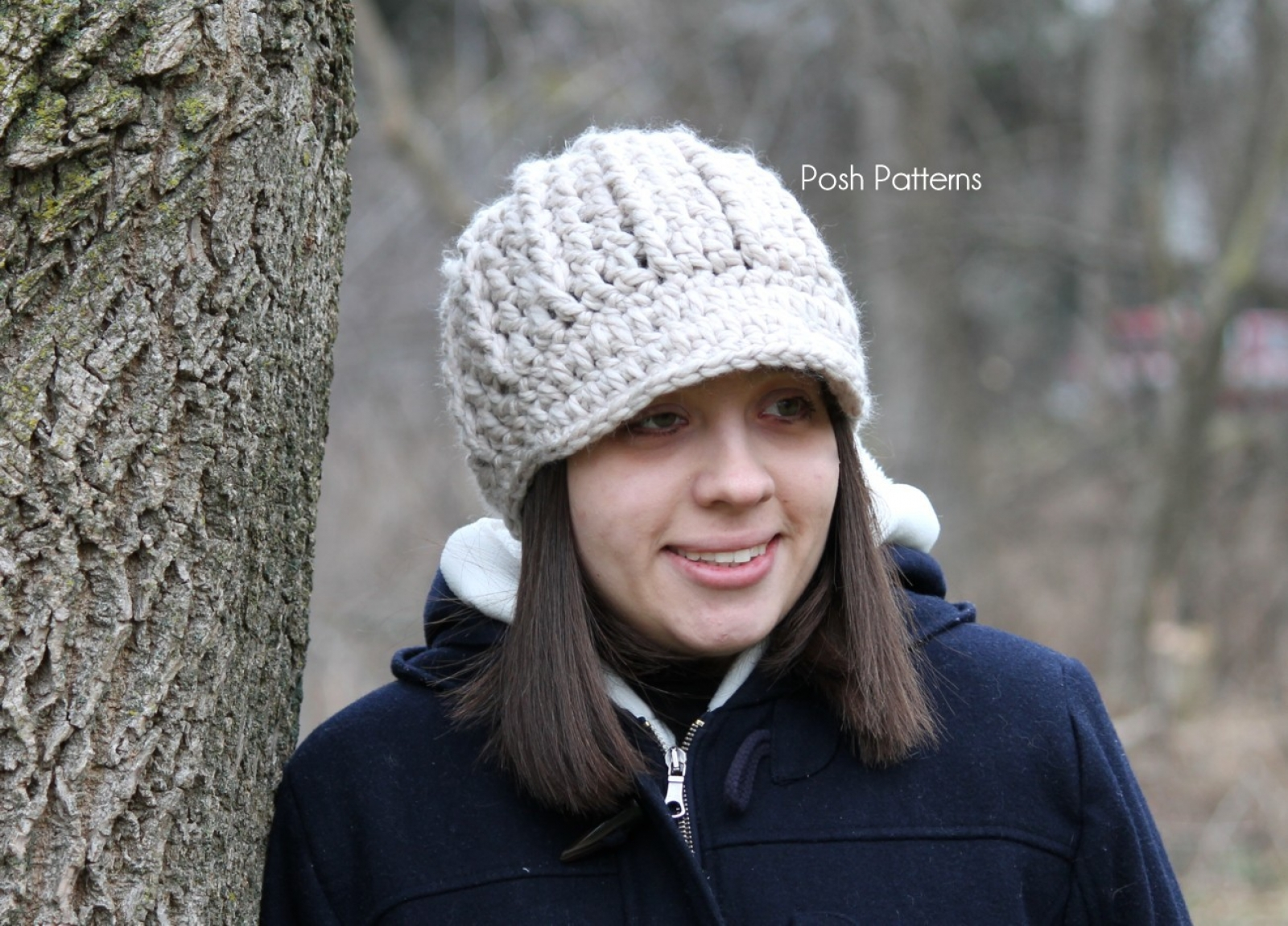 Crochet newsboy hat pattern crochet hat pattern bankloansurffo Image collections