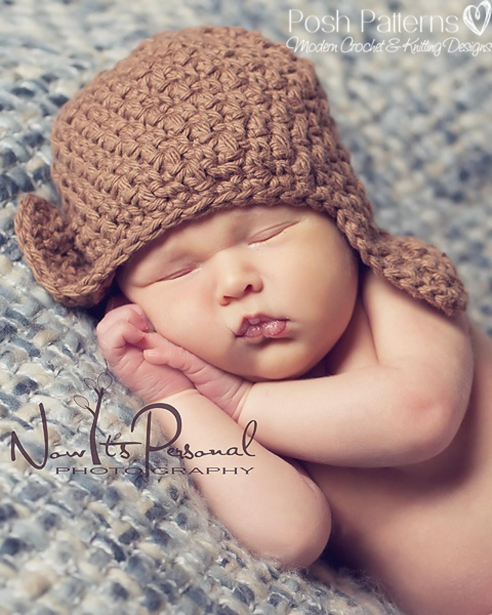 Earflap hat crochet pattern easy crochet hat bankloansurffo Images