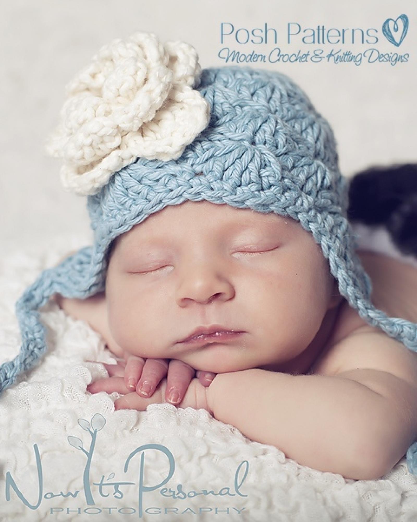 Crochet earflap hat pattern crochet hat pattern bankloansurffo Images