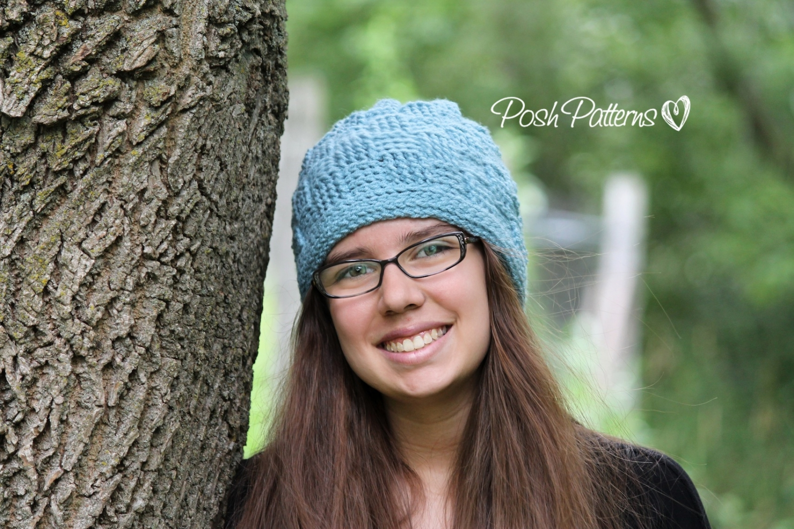 Crochet pattern basketweave hat crochet hat pattern bankloansurffo Choice Image