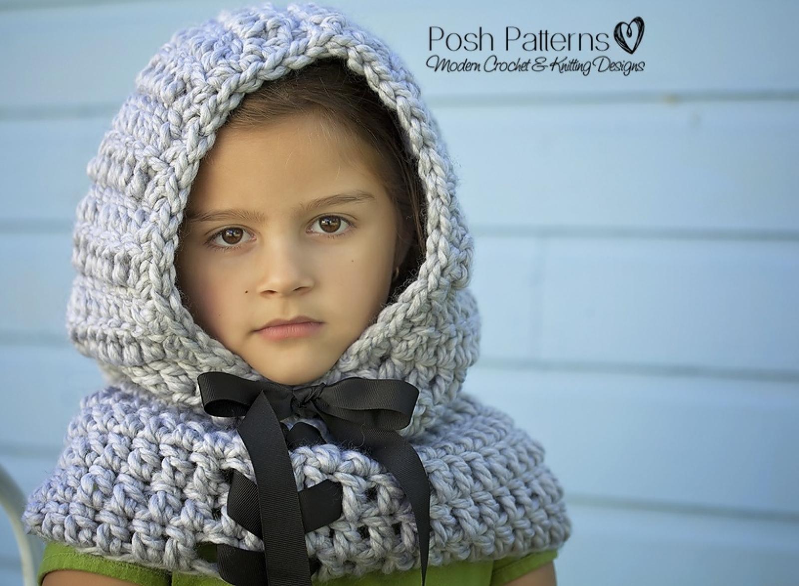 Easy hooded cowl crochet pattern crochet scarf bankloansurffo Images