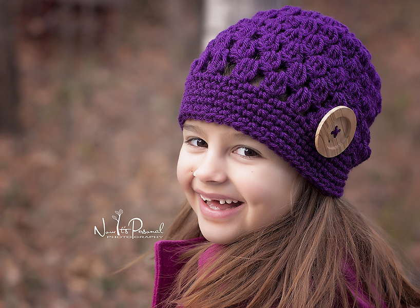 Crochet Slouchy Hat Pattern Girls Crochet Hat