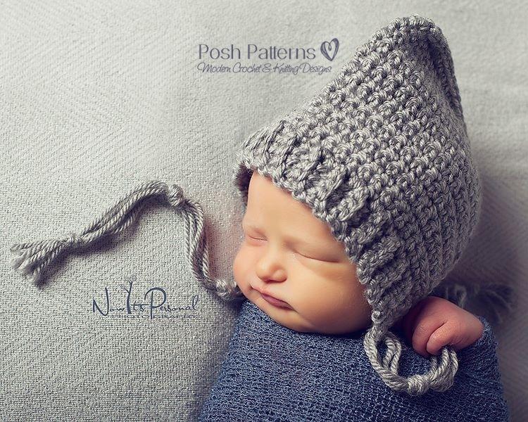 Crochet Bonnet Pattern  38c07fd103f