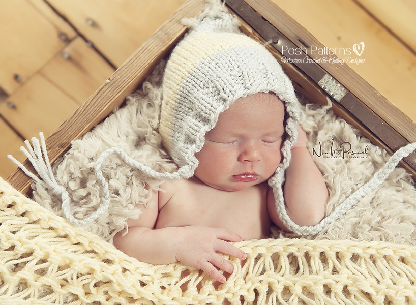 Funky Newborn Knit Hat Pattern Free Photos Blanket Knitting