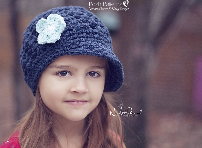 Newsboy Hat Crochet Pattern Crochet Newsboy Hat