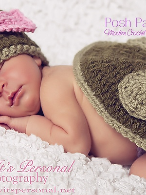 crochet pattern baby turtle hat and shell set
