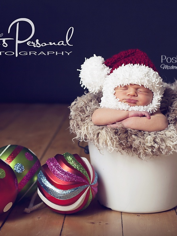 newborn santa hat pattern and beard