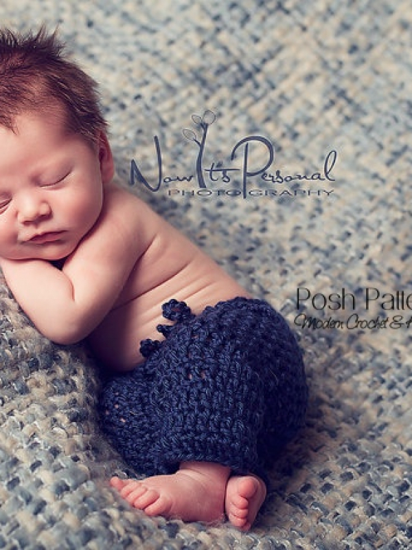 crochet pattern easy baby pants