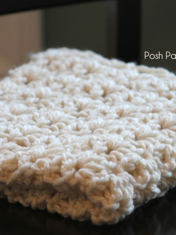 crochet pattern baby blanket wrap