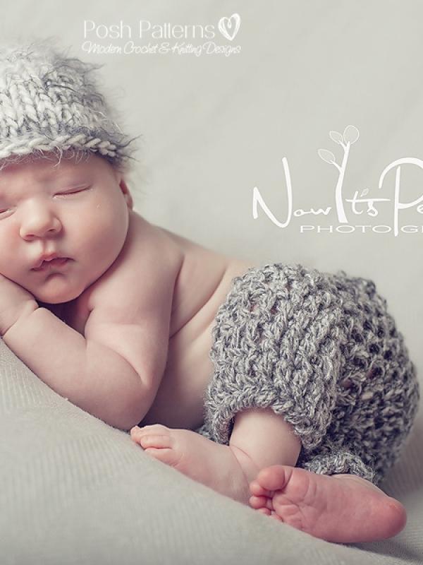 crochet baby pants pattern