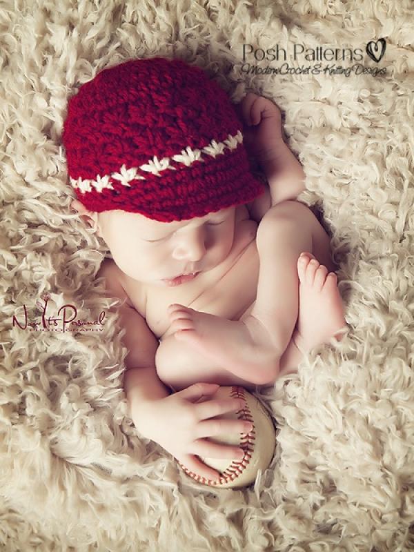 visor hat crochet pattern