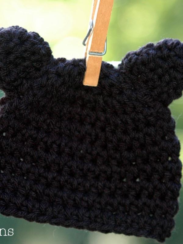 cat hat crochet pattern