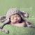 crochet pattern baby lamb hat