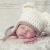 baby bear earflap hat crochet pattern