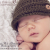 crochet newsboy hat pattern baby to adult