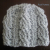 easy crochet pattern cable hat
