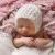 lace bonnet knitting pattern