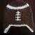 crochet hat pattern football earflap hat