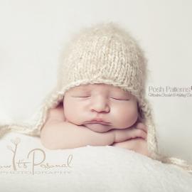 knitting pattern earflap hat