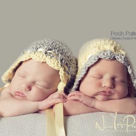 easy crochet pattern baby pixie hat bonnet