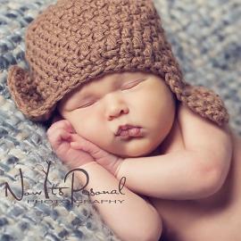 crochet earflap hat pattern
