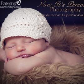 crochet pattern newsboy hat