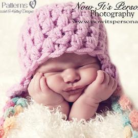 crochet hat pattern baby photo prop