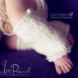 easy knitting pattern leg warmers baby to child sizes