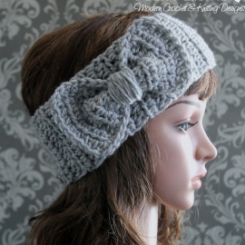 easy headband crochet pattern
