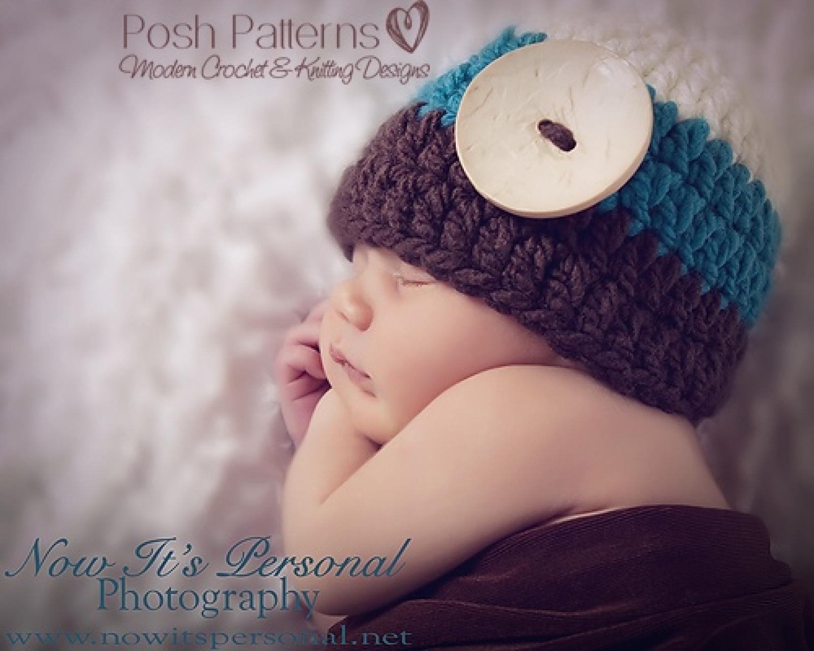 Baby Pixie Bonnet Knitting Pattern.Bonnet Crochet Pattern Vintage ...