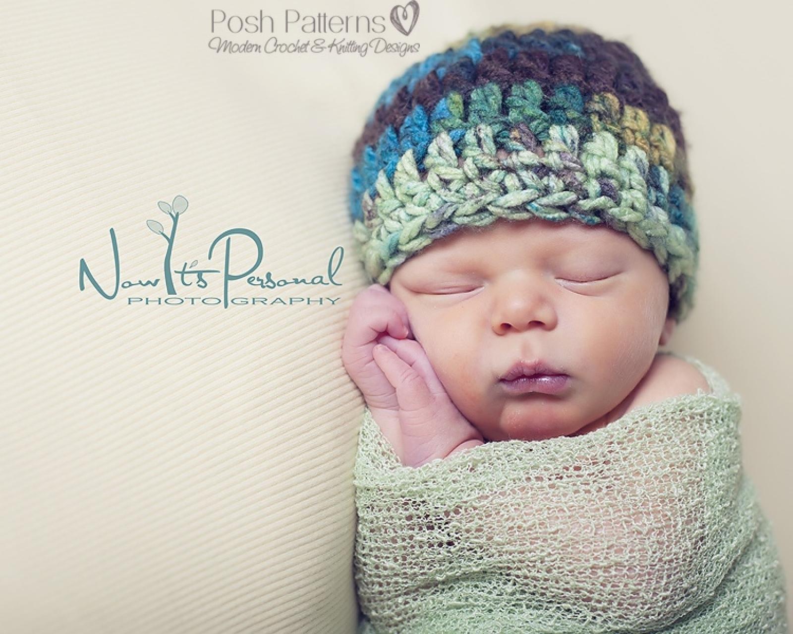 Crochet Hat Pattern Beanie Crochet Pattern