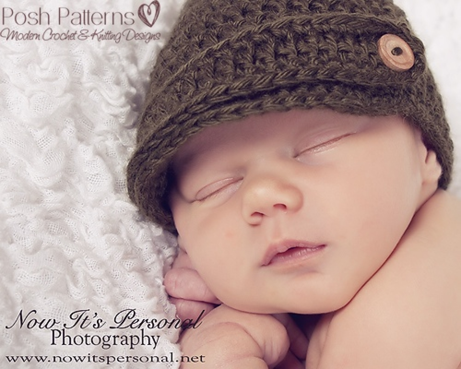 Crochet Newsboy Hat Pattern Visor Hat Pattern