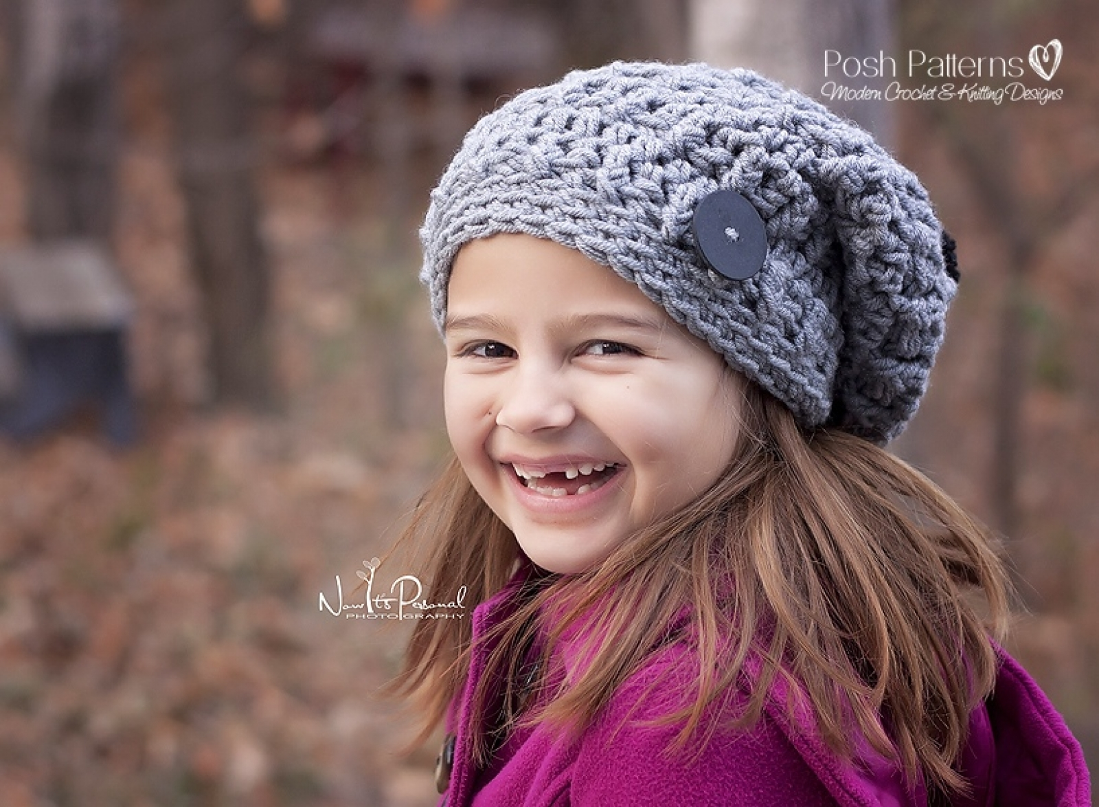 easy crochet hat pattern · textured slouchy hat 41b4b51687e