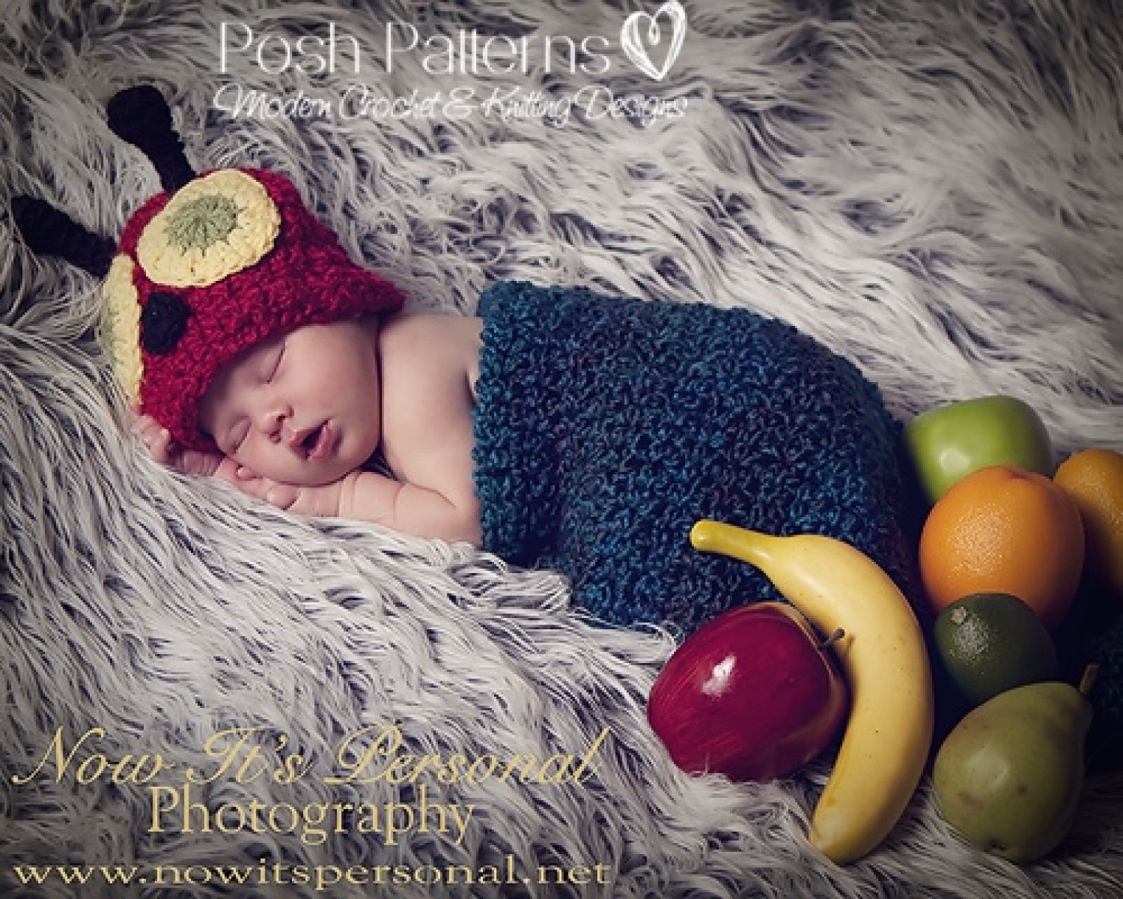 Crochet Patterns Caterpillar Hat And Cocoon Photo Prop