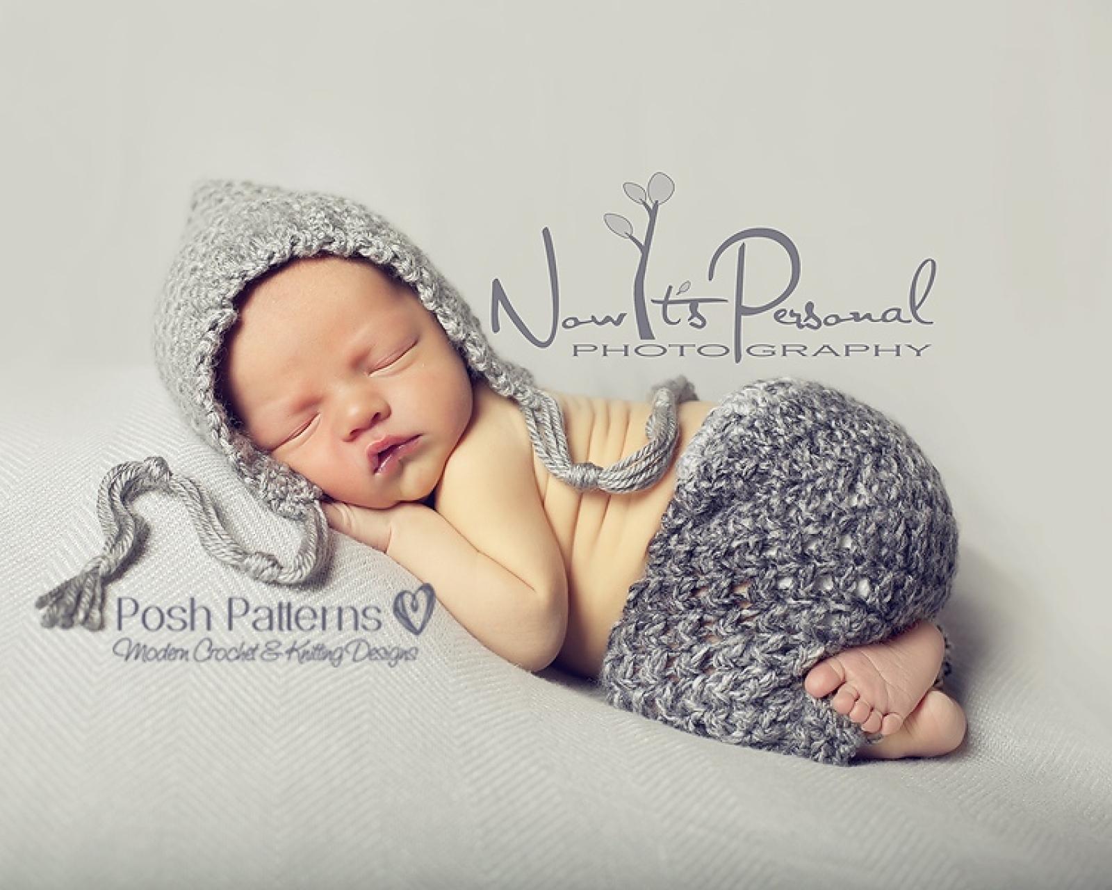 Crochet Bonnet Pattern Pixie Hat Crochet Pattern